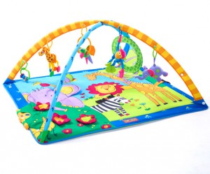 Tiny Love Gymini Activity Gym, Super Deluxe Lights and Music